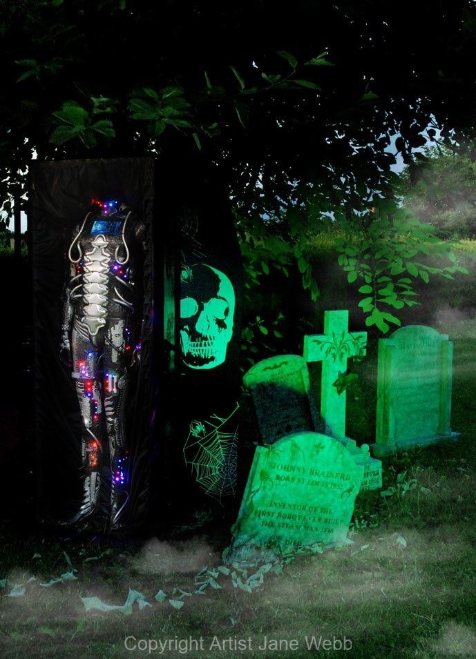 Grave-Yard-film-Props-jane-Webb