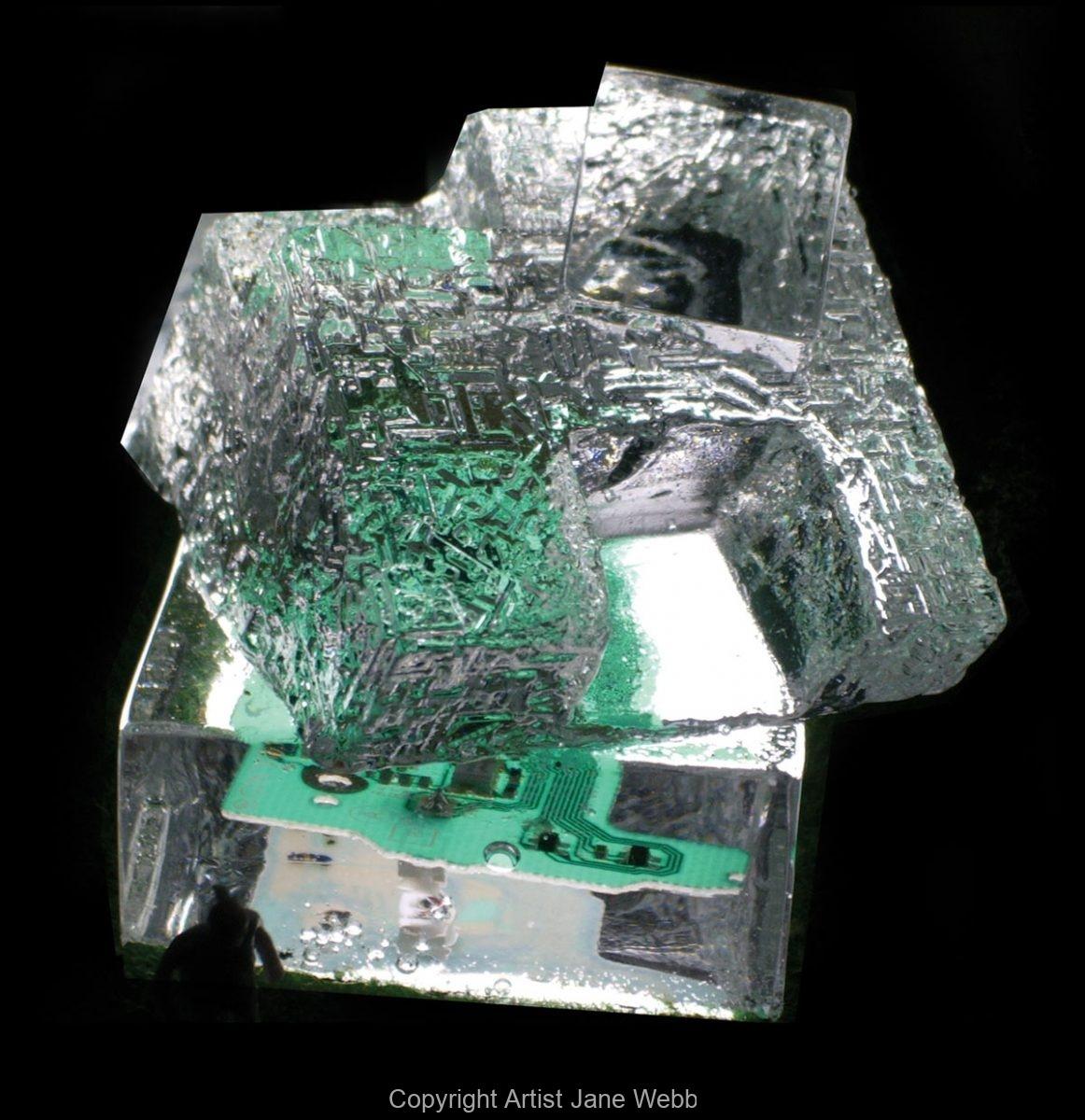 cast-resin-futuristic-building-art