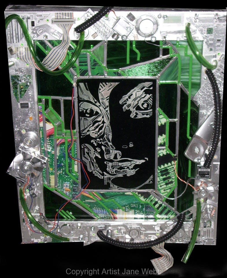stained-glass-recycled-electronic-circuit-board-art