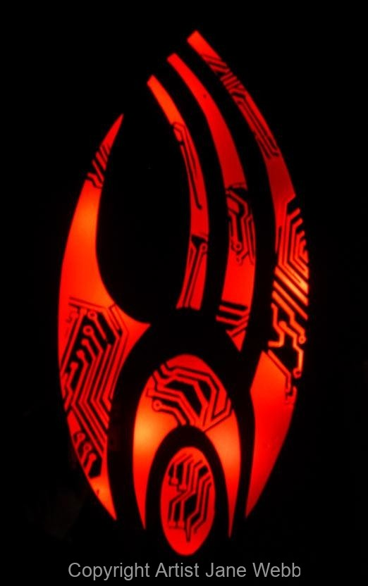 1_borg-sign-art-wall-light