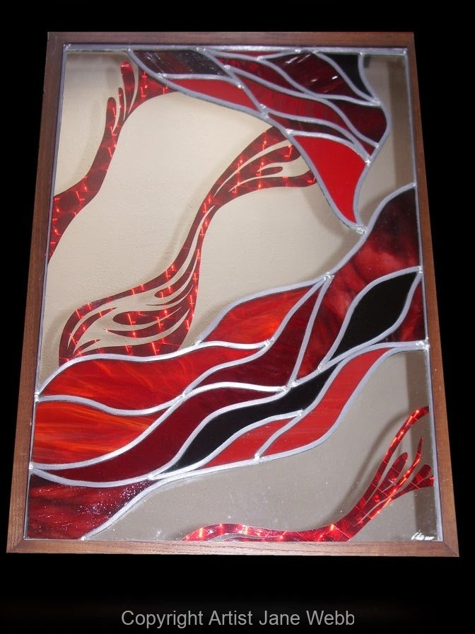 1_stained-glass-modern-wall-art-red
