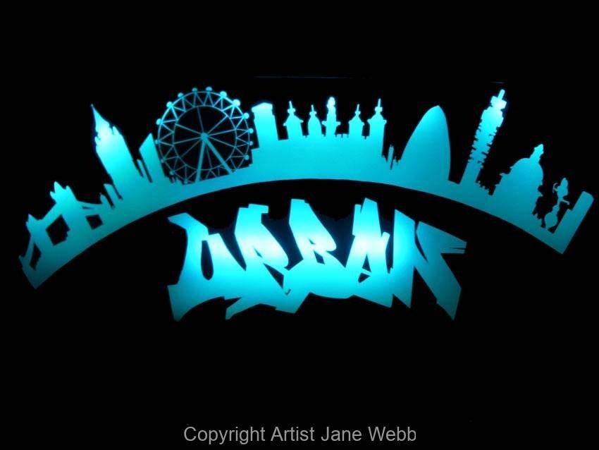 1_urban-london-wall-light-art