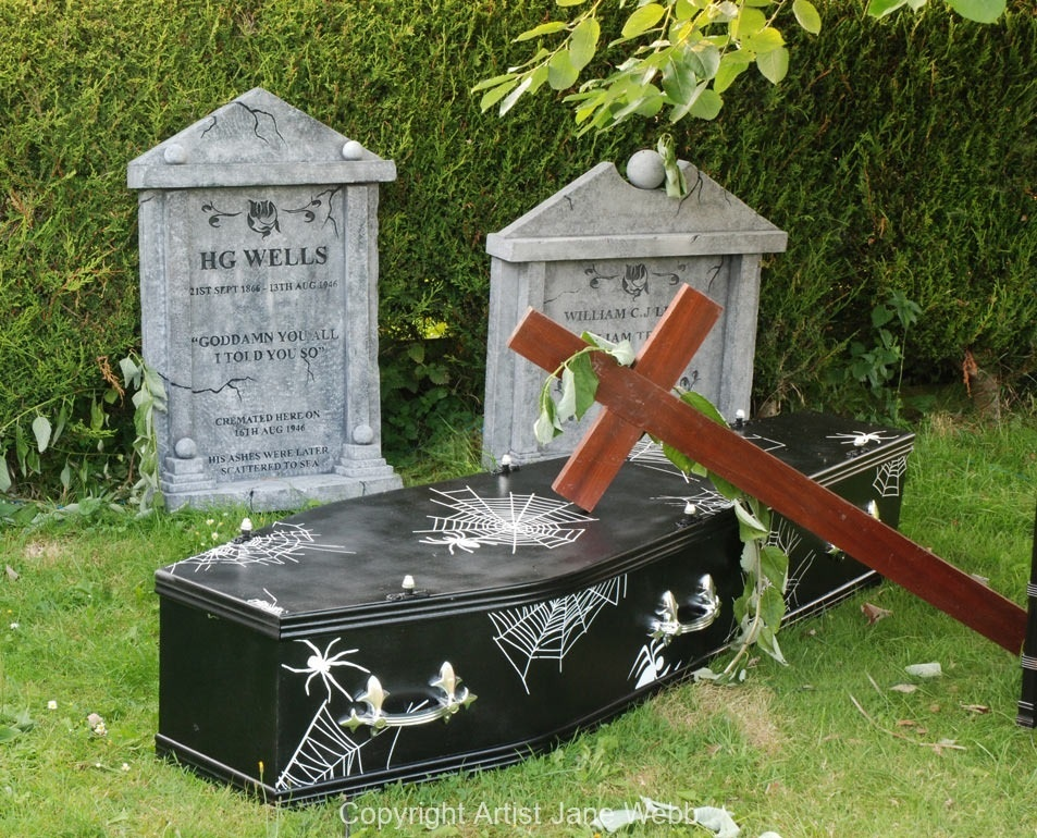 Coffin-Tombstone-Prop-Hire