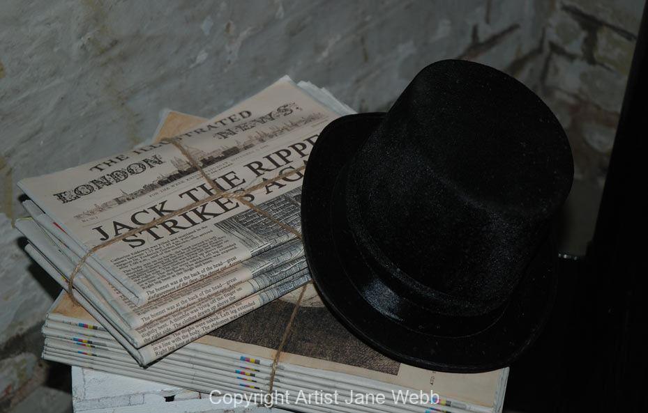 Jack-Ripper-Newspaper-Props
