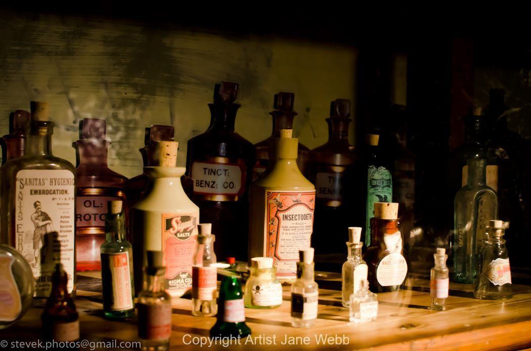Victorian-Medicine-bottles-props