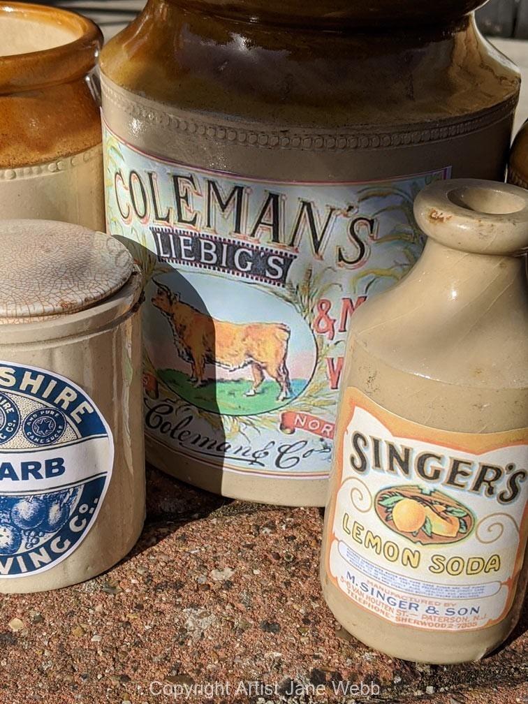 replica-fake-vintage-food-props