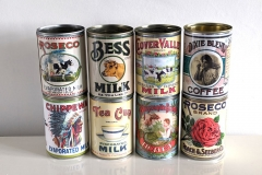 Vintage-milk-tin-cans