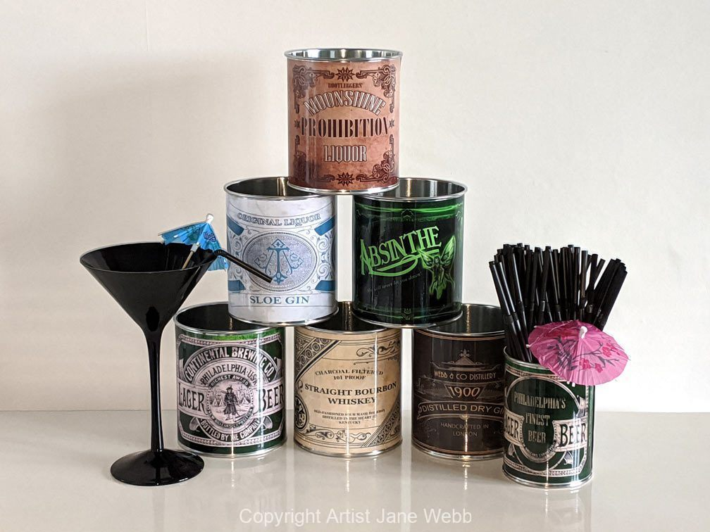 vintage-replica-tin-cans-props