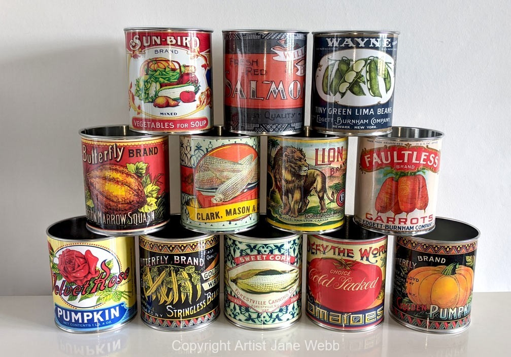 vintage-retro-food-tin-cans