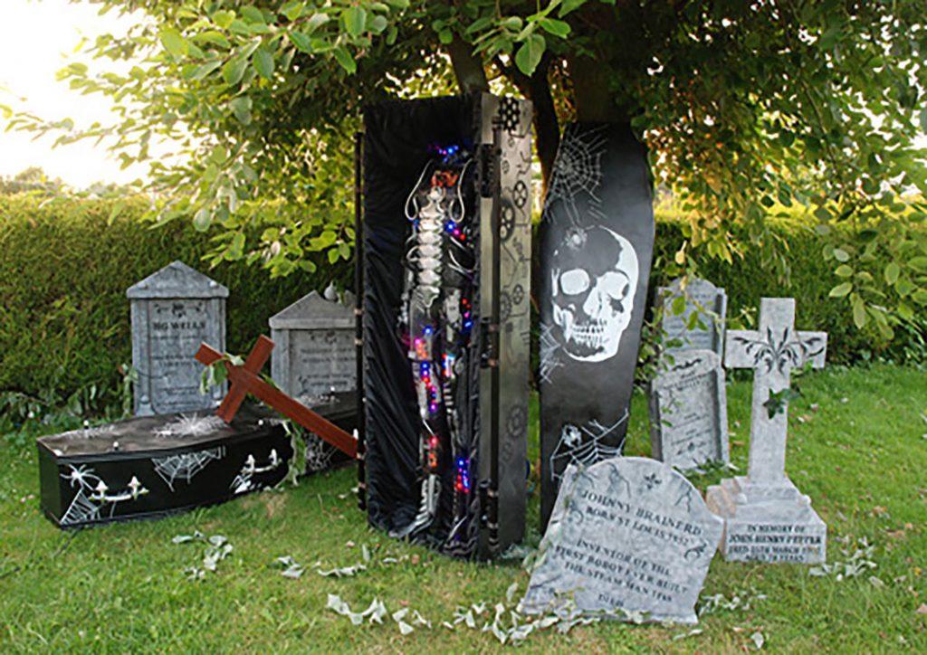 Halloween props hire or buy