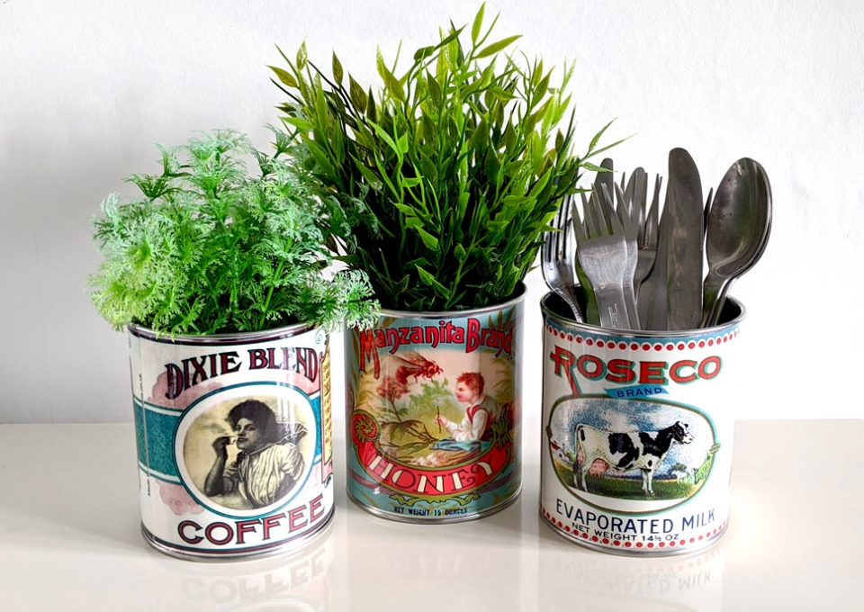 replica-vintage-cans-cutlery-holder