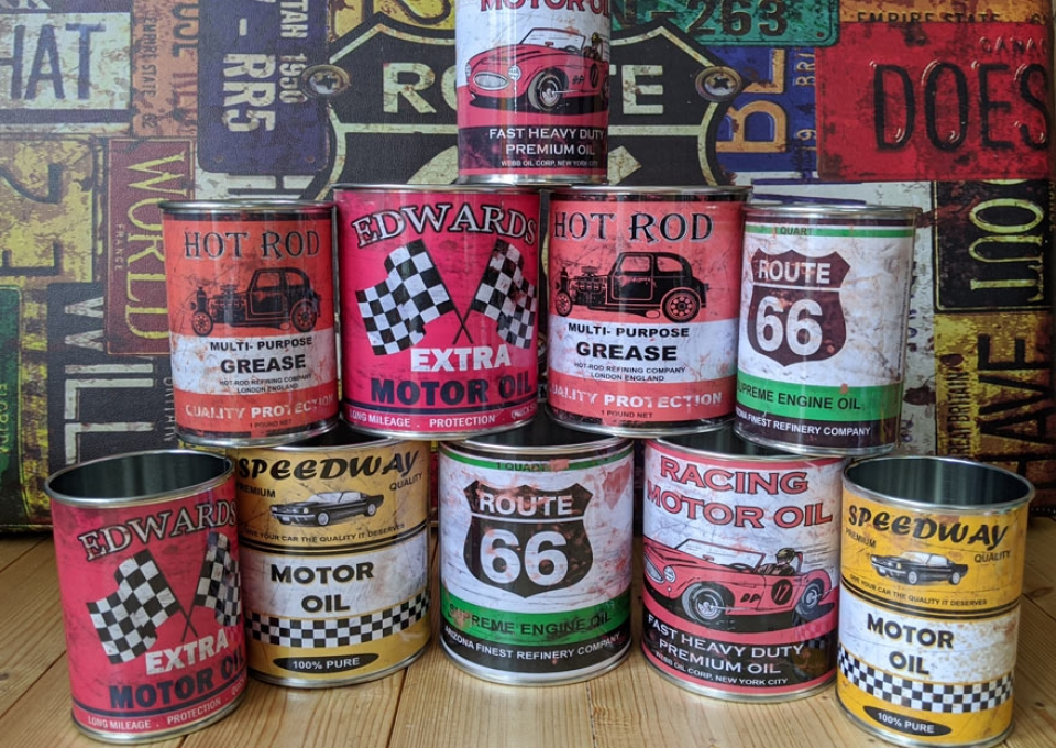 replica-vintage-oil-tin-cans